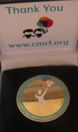 CMRF MEDAL