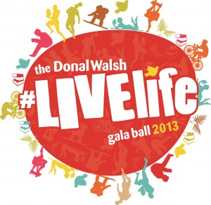 Donal Walsh LiveLife Gala Ball