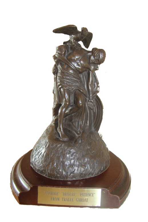 Garda Bravery Award 2009