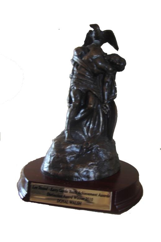 Lee Strand Garda Award