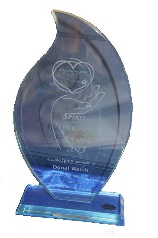 ORM Humanitarian Award