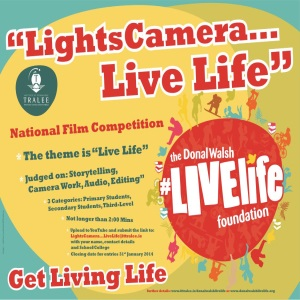 LiveLife.Org – Lights Camera