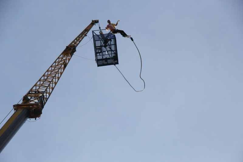 Knight's Festival Bungee Jump