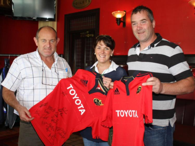 Munster Jersey Sale