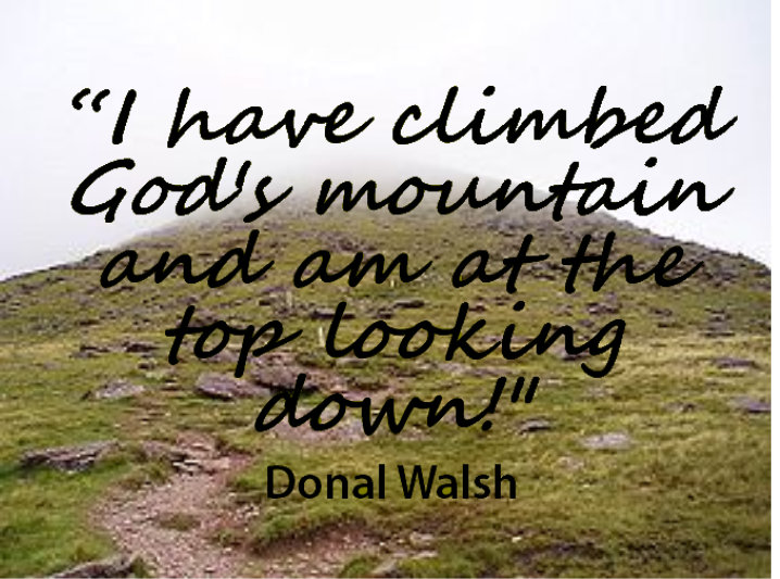 Climb Mt Brandon