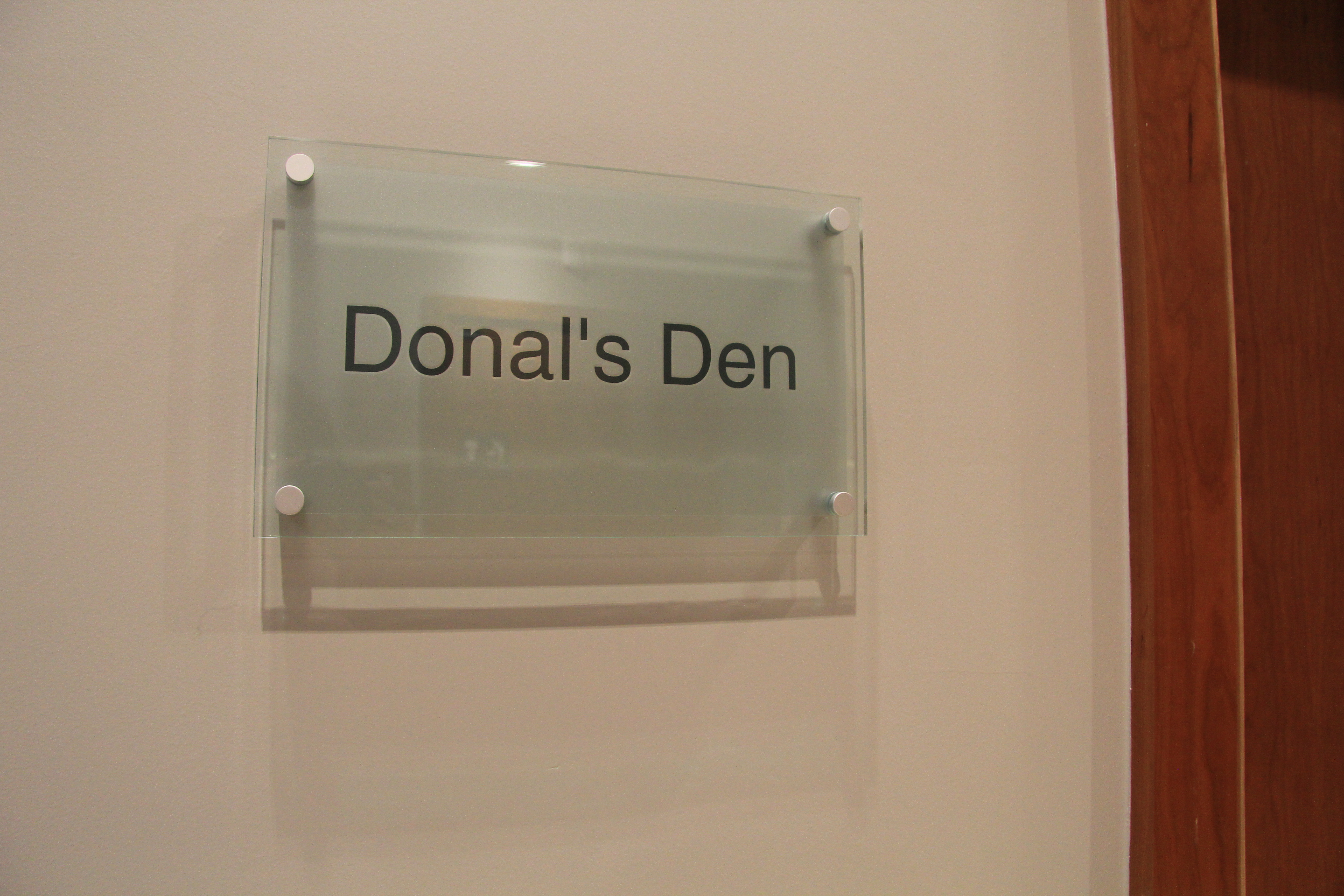 Donal's Den Tralee Hospice